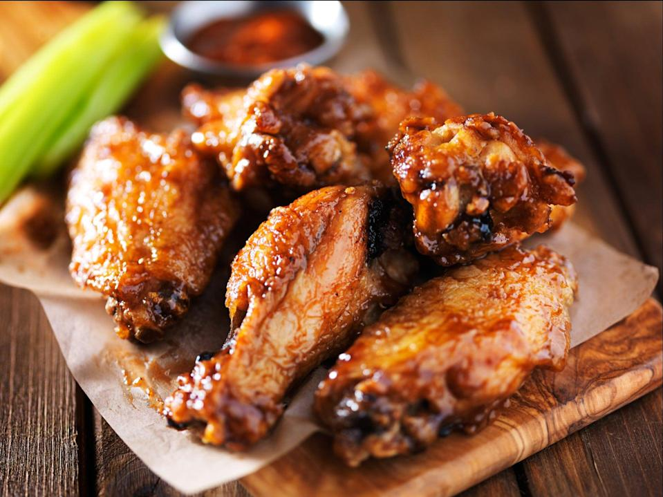 Bottomless chicken wings as a substantial meal? Some pubs think so (Getty/iStock)