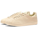 "<p><a class=""link rapid-noclick-resp"" href=""https://www.endclothing.com/gb/adidas-x-pharrell-williams-superstar-s42931.html"" rel=""nofollow noopener"" target=""_blank"" data-ylk=""slk:SHOP"">SHOP</a></p><p>Who better to take a spin on a timeless sneaker than a man who doesn't respect the passage of time in the first place? Pharrell Williams brings a Primeknit upper to the classic, all-cream Superstar low-tops, and the famous rubber toe has been replaced with ridged stitching, all finished off with a mint green HUMAN RACE logo. </p><p>Adidas x Pharrell Williams Superstar, £120, <a href=""https://www.endclothing.com/gb/adidas-x-pharrell-williams-superstar-s42931.html"" rel=""nofollow noopener"" target=""_blank"" data-ylk=""slk:endclothing.com"" class=""link rapid-noclick-resp"">endclothing.com</a></p>"