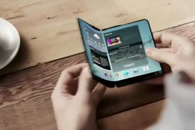 Samsung reportedly has a foldable, dual-screen smartphone in the works