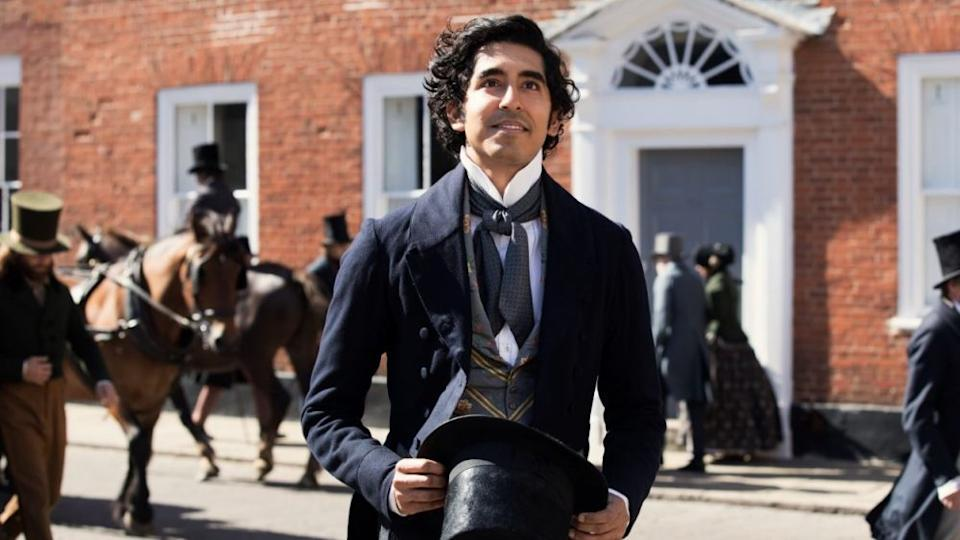 Dev Patel in The Personal HIstory of David Copperfield (Credit: Fox)