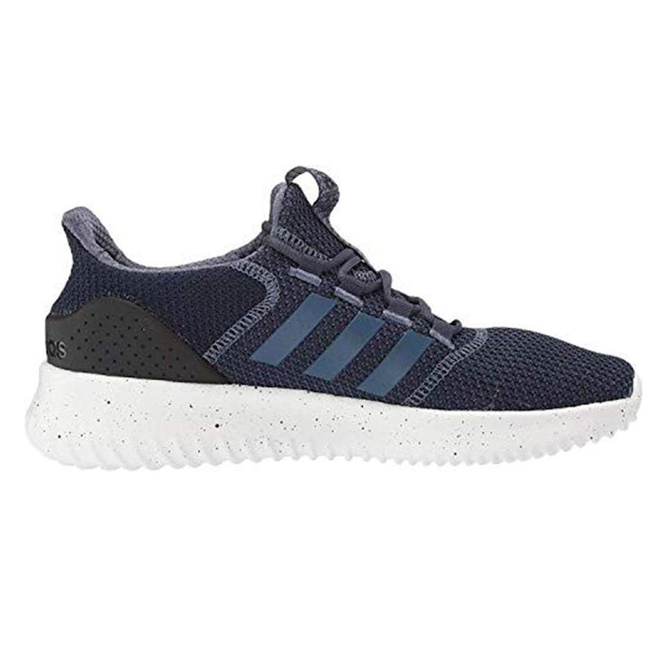 """<p><strong>adidas</strong></p><p>amazon.com</p><p><strong>$50.75</strong></p><p><a href=""""https://www.amazon.com/dp/B07D9MP5DM?tag=syn-yahoo-20&ascsubtag=%5Bartid%7C10054.g.36791822%5Bsrc%7Cyahoo-us"""" rel=""""nofollow noopener"""" target=""""_blank"""" data-ylk=""""slk:BUY IT HERE"""" class=""""link rapid-noclick-resp"""">BUY IT HERE</a></p><p>Decked out with Adidas' special Cloudfoam midsole, this pair will make you feel like you're running on cloud nine.</p>"""