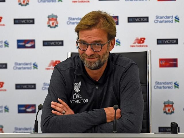 Klopp is confident that Can will remain a Liverpool player (Getty)