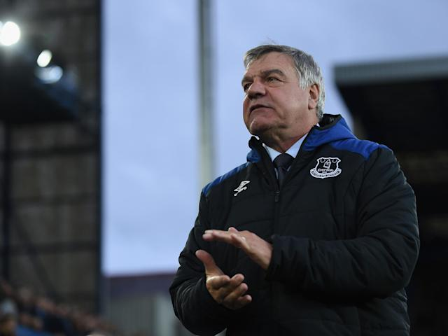 Sam Allardyce pleased Everton players did his talking for him in wake of fan survey furore