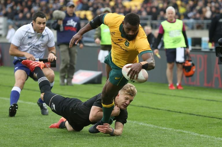 Rugby Australia boss takes jab at New Zealand after 'ironic' draw