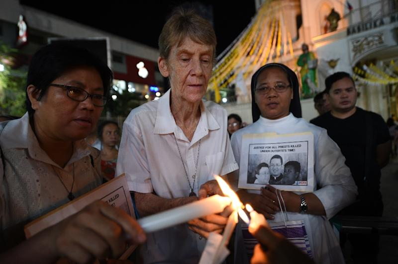 Philippines again orders deportation of Australian nun Patricia Fox