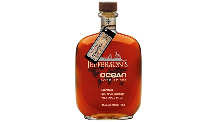 Jefferson's Ocean Aged at Sea
