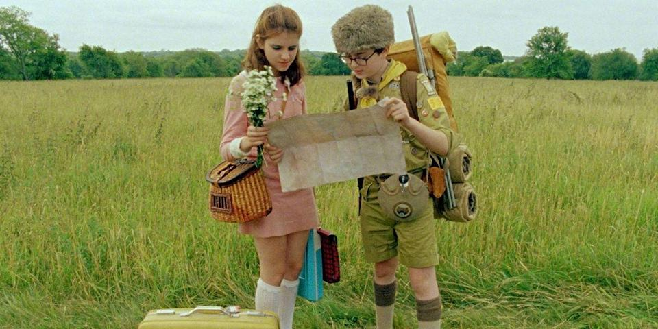 "<p>Suzy and Sam are everything you thought you and your first crush were during that seminal time when adults just didn't understand. A storybook tale about 12-year-old loves who run away to be together, it has all the elements you want in a Wes Anderson film: wonder, frenzy and a Schwartzman. <a class=""link rapid-noclick-resp"" href=""https://www.amazon.com/dp/B009HXG9UQ?tag=syn-yahoo-20&ascsubtag=%5Bartid%7C10056.g.6498%5Bsrc%7Cyahoo-us"" rel=""nofollow noopener"" target=""_blank"" data-ylk=""slk:Watch Now"">Watch Now</a></p>"
