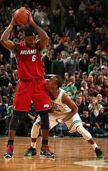Heat again fail to stand up to Celtics