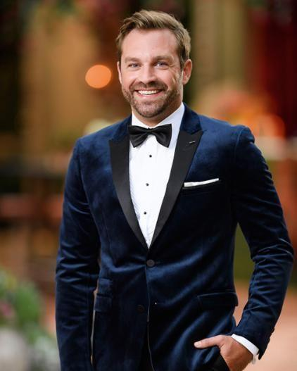 Bachelorette's James had a quick chat to Be about all things Bachelor, Bachelor in Paradise and Sophie Monk. Source: Channel 10