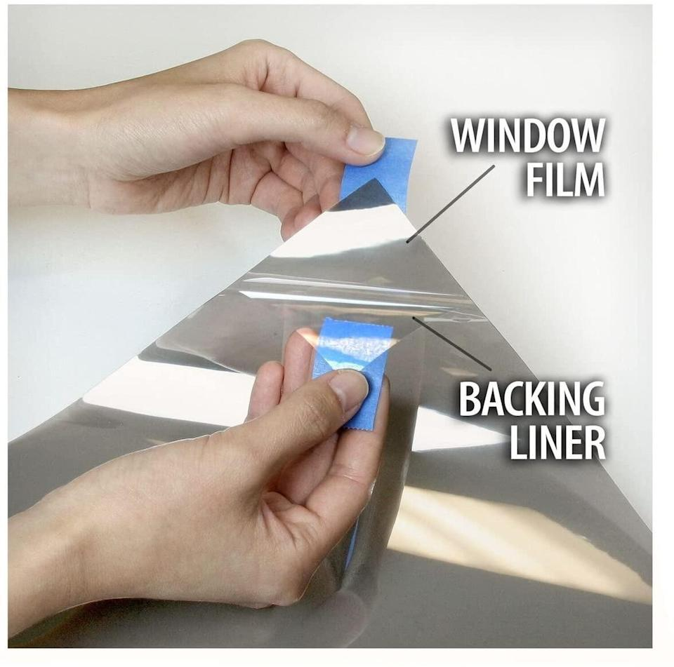 BDF S2M Window Film Clear UV Blocking, how to cool your home without AC