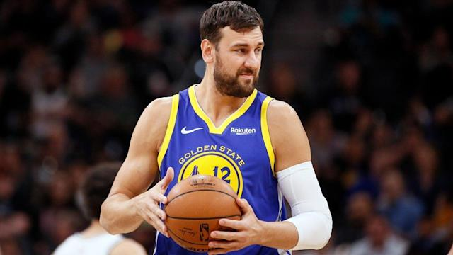 NBL MVP Andrew Bogut made his return to the NBA as a starter for Golden State against San Antonio