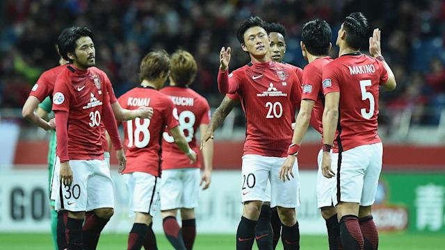 Urawa Reds, Shanghai SIPG, Muangthong United and Kashima Antlers are all into the AFC Champions League round of 16.