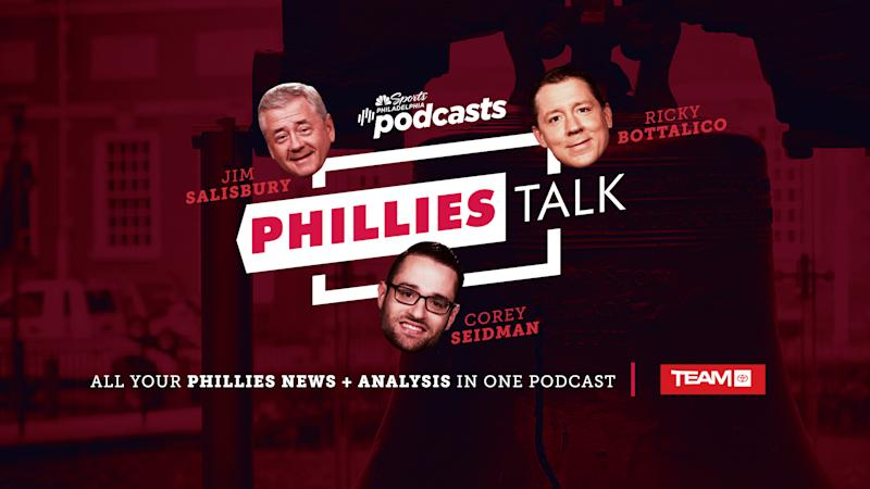 Phillies Talk podcast: More concern now that J.T. Realmuto walks?