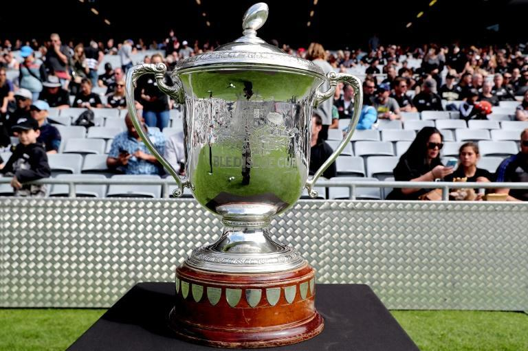 The Bledisloe Cup. There will be two more Australia v New Zealand Tests during the upcoming Rugby Championship to decide the destination of the trophy this year