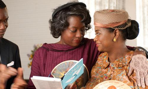 <p>Viola Davis and Octavia Spencer in 'The Help'.</p>