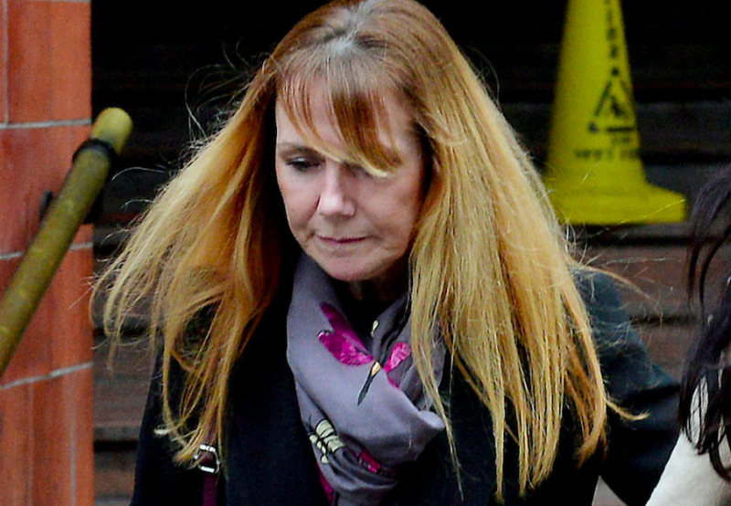 Louise Lawford has been at the centre of a missing dogs row (SWNS)