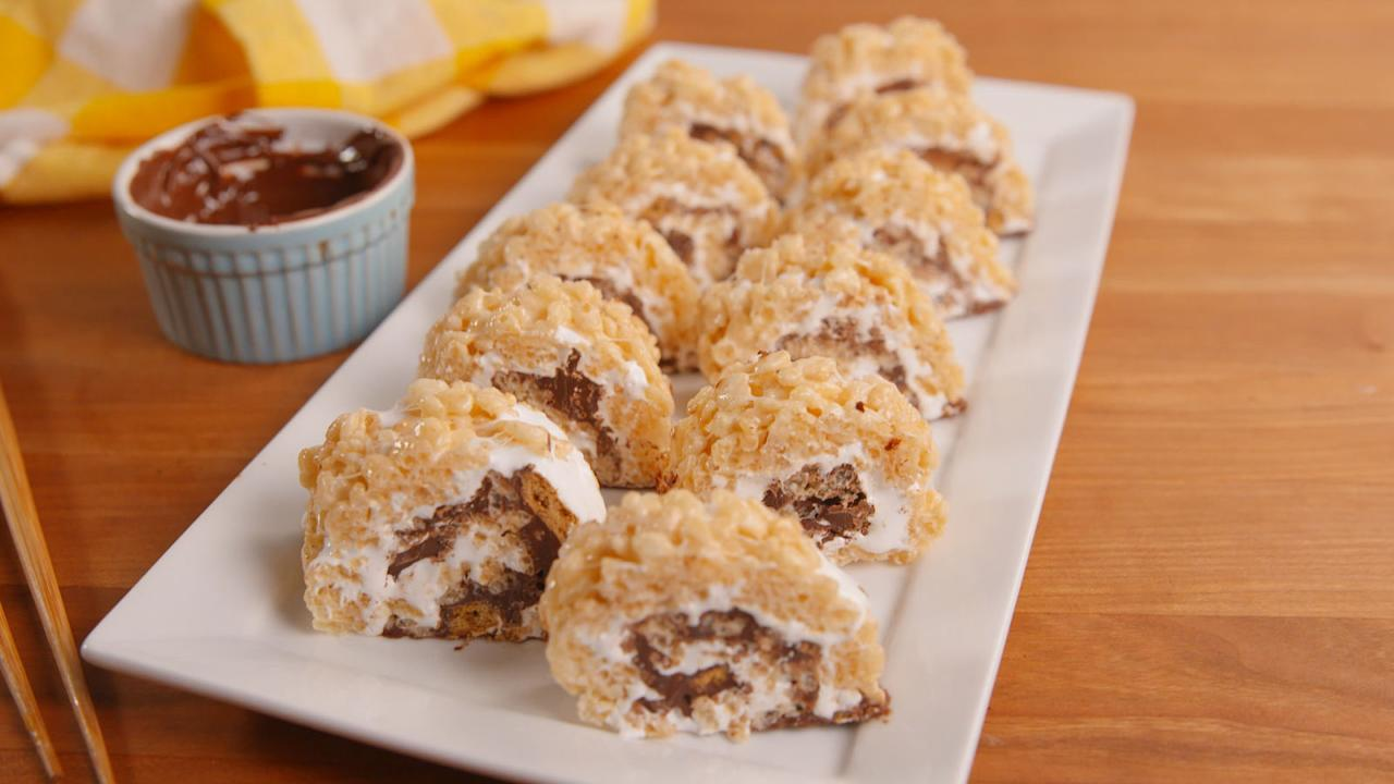 <p>A homemade dessert, without actually having to bake one!</p>