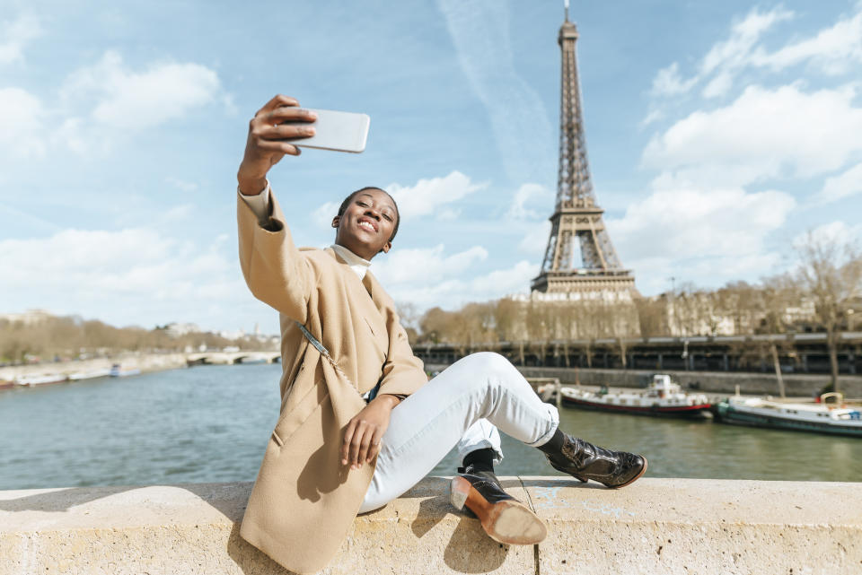 Paris is one of the most popular holiday locations for British millennials [Photo: Getty]