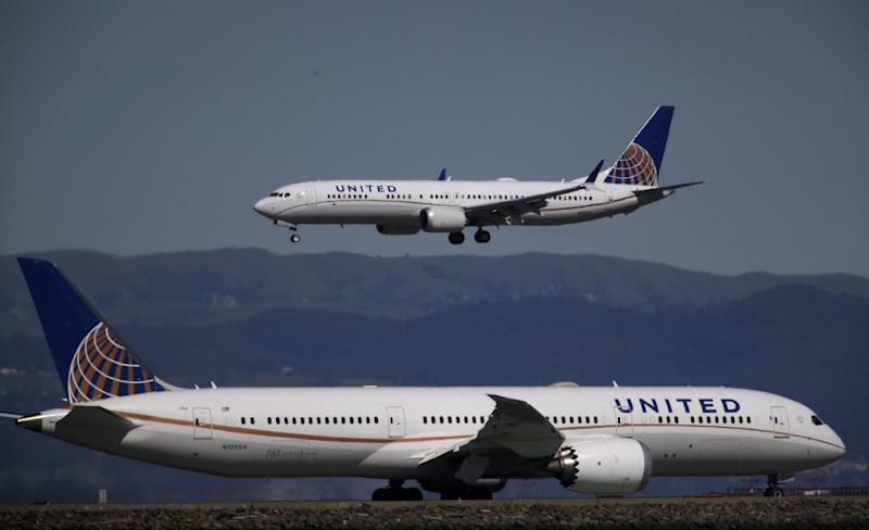 United Airlines still expects to receive new 737 MAX planes in 2019 despite a global grounding following two crashes involving the Boeing plane