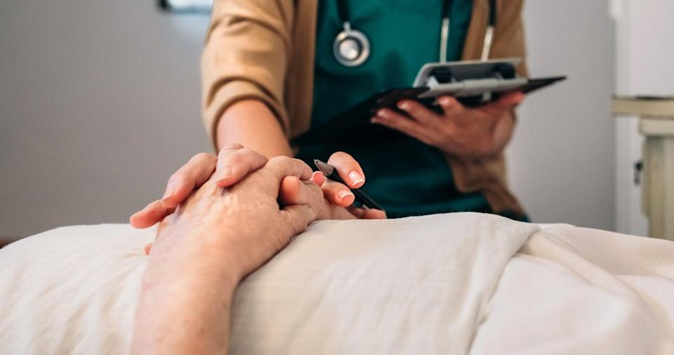 <p>'The pandemic has seen a scandalous use of do not resuscitate orders'</p> (Getty/iStock)