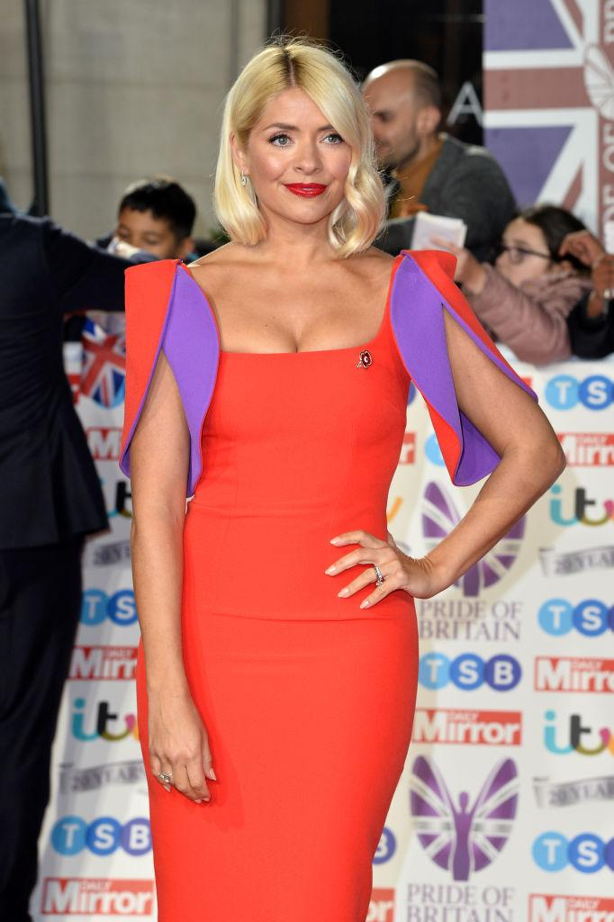Pride Of Britain Awards 2019. (Getty Images)
