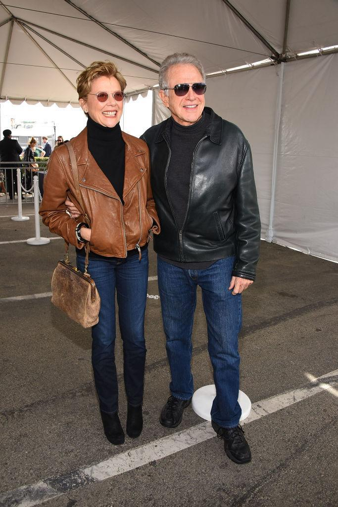 <p>Annette Bening and Warren Beatty are Hollywood's coolest couple (Photo: Getty Images) </p>