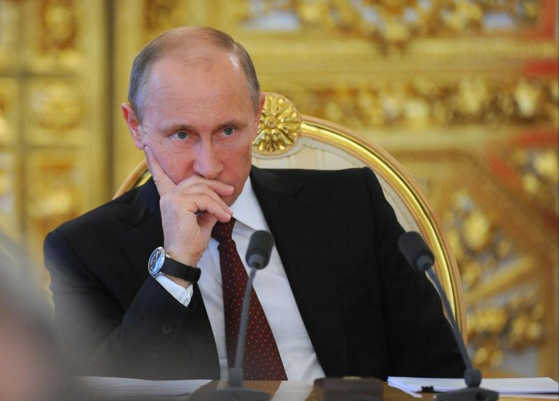 Putin: IMF needs reform
