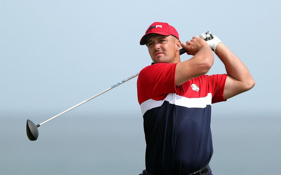 R&A and US Golf Association have been seeking to limit the likes of Bryson DeChambeau in their ceaseless quest for greater length off the tee - Getty Images