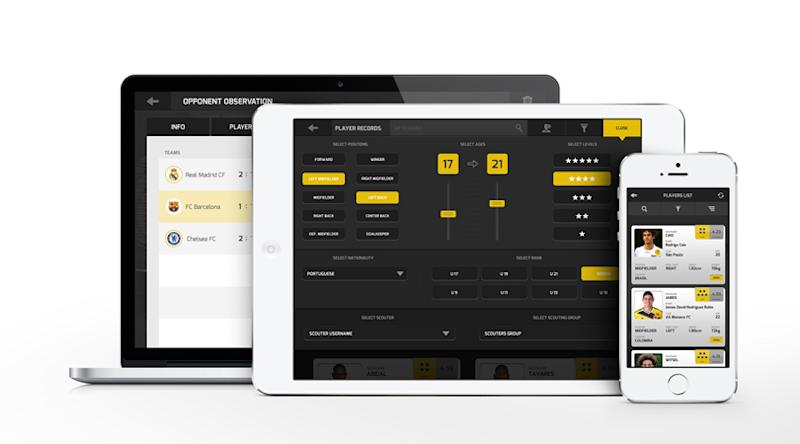 Introducing Scouting System Pro, football's next-gen player discovery app like no other