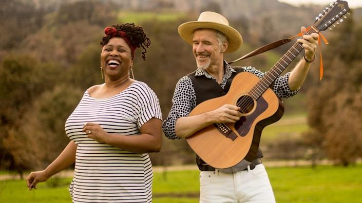 Dan and Claudia Zanes are from Baltimore and will be performing Aug. 28. (Washington Revels)