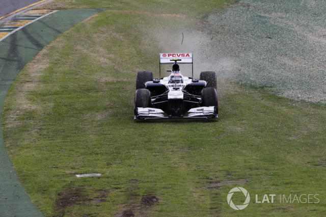 "Valtteri Bottas, Williams FW35 <span class=""copyright"">Andrew Ferraro / Motorsport Images</span>"