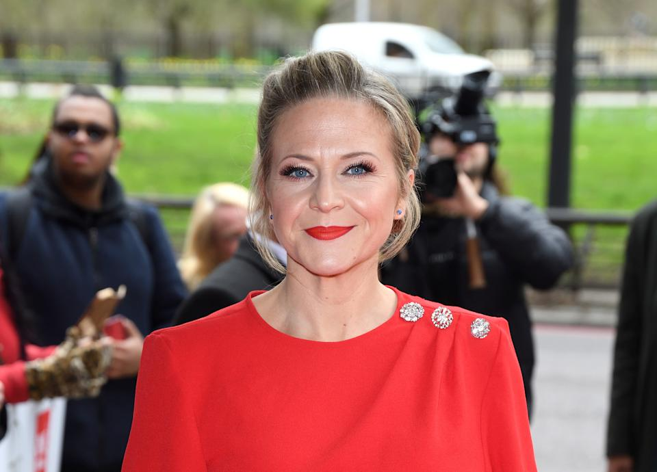 LONDON, ENGLAND - MARCH 10: Kellie Bright attends the TRIC Awards 2020 at The Grosvenor House Hotel on March 10, 2020 in London, England. (Photo by Karwai Tang/WireImage)