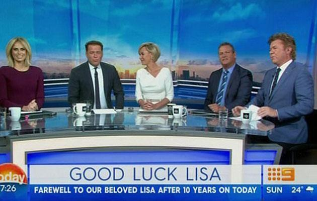 Viewers tuned in to see the new-look Today show on Tuesday. Source: Channel 9