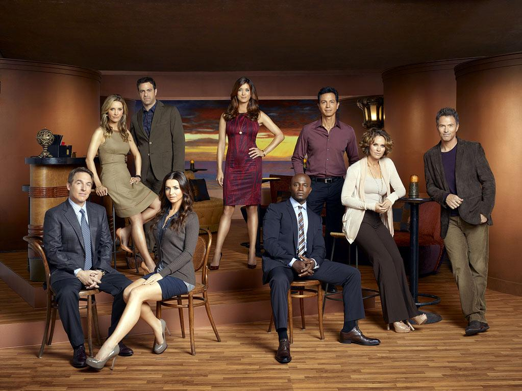 """<a href=""/private-practice/show/41365"">Private Practice</a>"" — A ""<a href=""/grey-39-s-anatomy/show/36657"">Grey's Anatomy</a>"" spinoff made a lot of sense back in 2007, when it was the hottest show on TV. But now the bloom is fully off that rose, and yet ""Practice"" still chugs along with Kate Walsh at the helm, now in its fifth season. We know loyal viewers are still sticking with ""Grey's,"" but that doesn't explain why the show's forgettable kid sister is still holding down a prime timeslot."