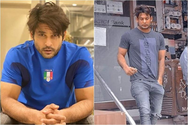 Unlock 2.0: Bigg Boss 13 Winner Sidharth Shukla Keeps It Casual As He Steps Out Of Home