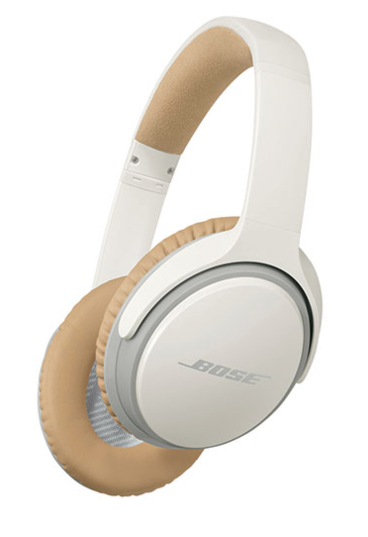 Bose SoundLink II Over-Ear Wireless Headphones in White (photo via Best Buy Canada)