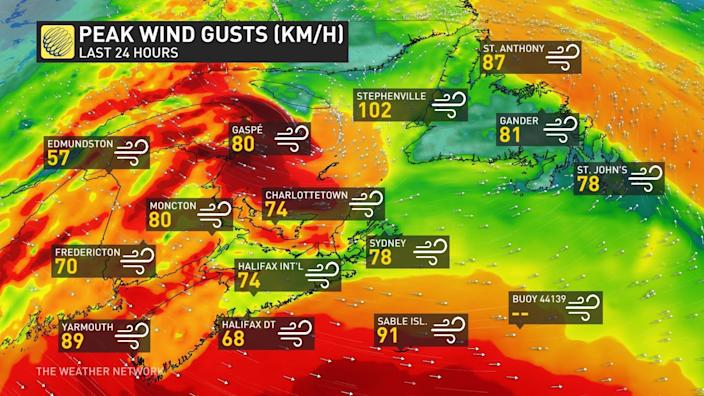 NLWind (Tuesday PM)