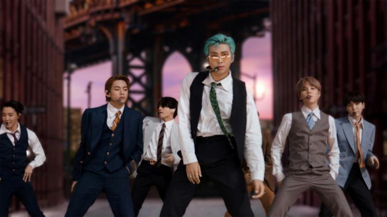 K-pop's BTS first all-South Korean act to top US singles charts