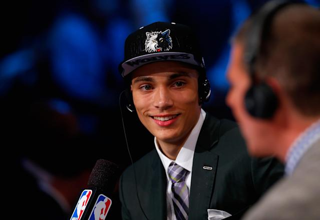 Wolves rookie Zach LaVine brings his dunking prowess to Vegas Summer League (Video)