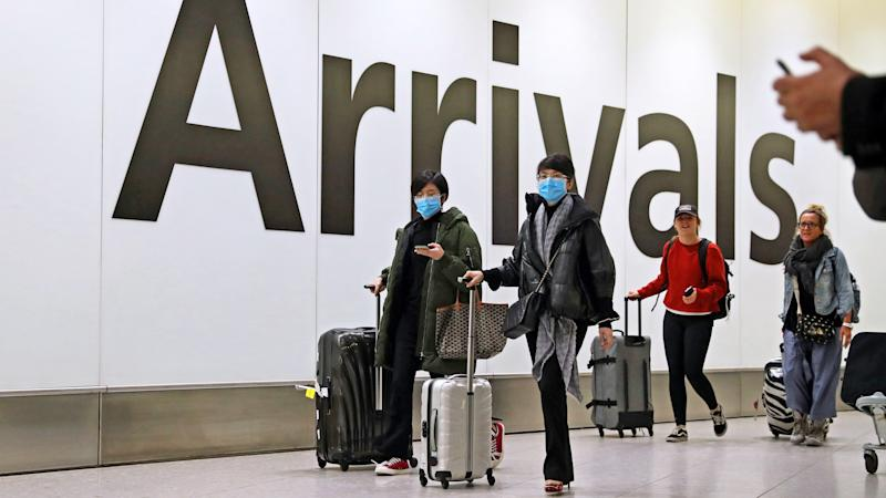 Plans to bring Britons back from coronavirus-hit Hubei in China finalised