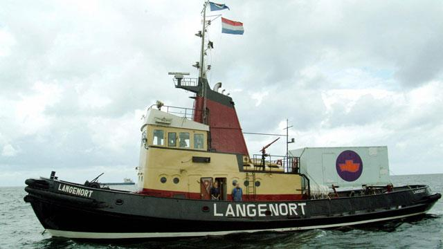 Dutch 'Abortion Boat' Barred From Morocco