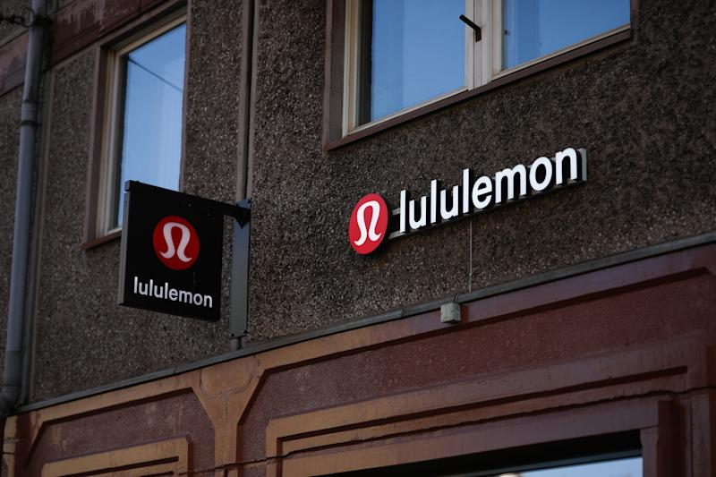 BERLIN, GERMANY - JUNE 27: General view of the lululemon store in Berlin on June 27, 2020 in Berlin, Germany. (Photo by Jeremy Moeller/Getty Images)