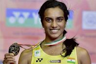 """<p>Hyderabad has given us many women champions, and P V Sindhu is the next one on our list. Sindhu is the first Indian woman to win an Olympic silver medal, is a silver medalist at the 2017 BWF World Championships and 2018 BWF World Championships also. She was only 17 when she grabbed international attention by breaking into the top 20 of the BWF World Ranking. With earnings of $8.5 million, She also made it to Forbes' list of """"Highest-Paid Female Athletes 2018"""". The Rajiv Gandhi Khel Ratna awardee is employed with Bharat Petroleum where she works as an assistant sports manager since 2013. </p>"""