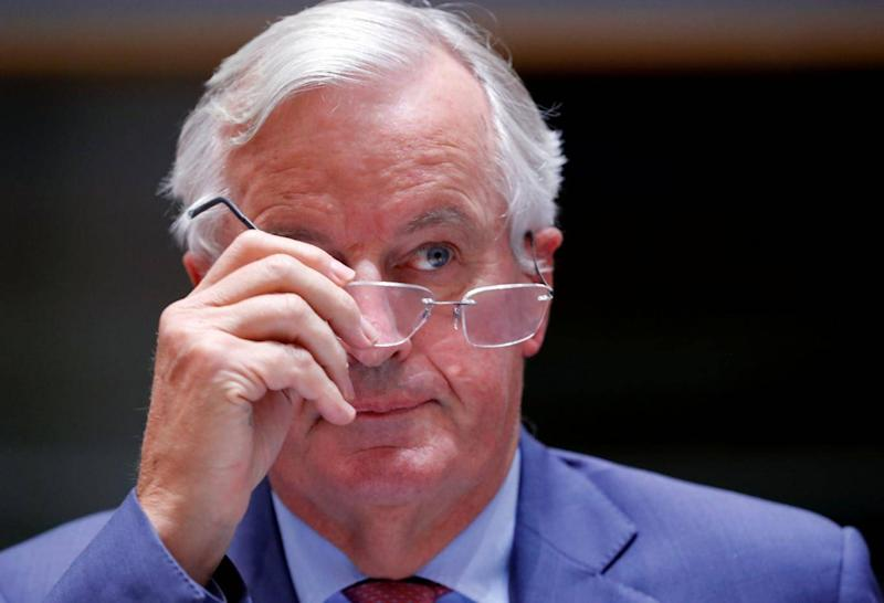 EU chief negotiator Michel Barnier has repeatedly held meetings with the British citizens (Reuters)