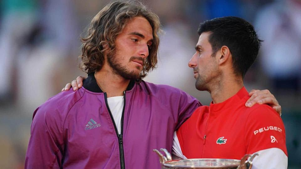 My grandmother passed away minutes before French Open final: Tsitsipas
