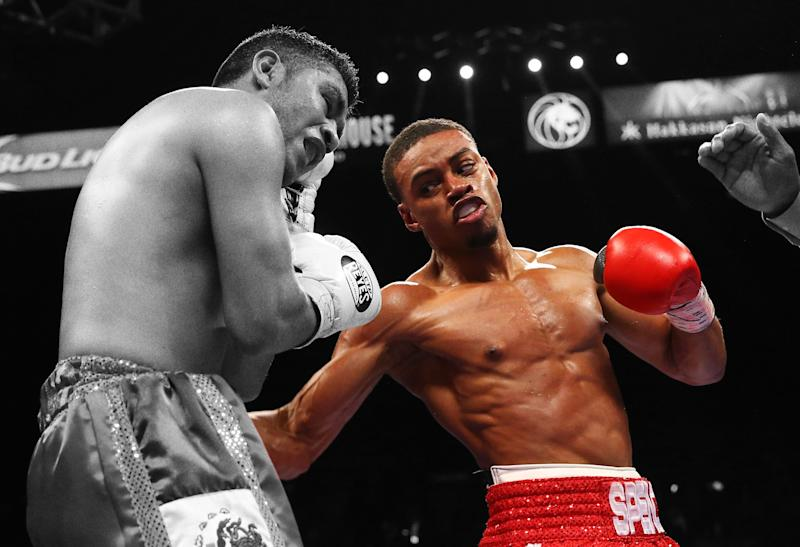The Real-Life Diet of Errol Spence Jr., Who Has to Drop 20 Pounds Before Every Fight