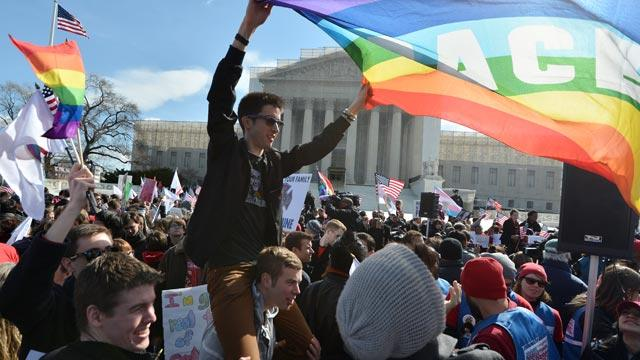 Supreme Court DOMA Ruling Looms Over Immigration Overhaul