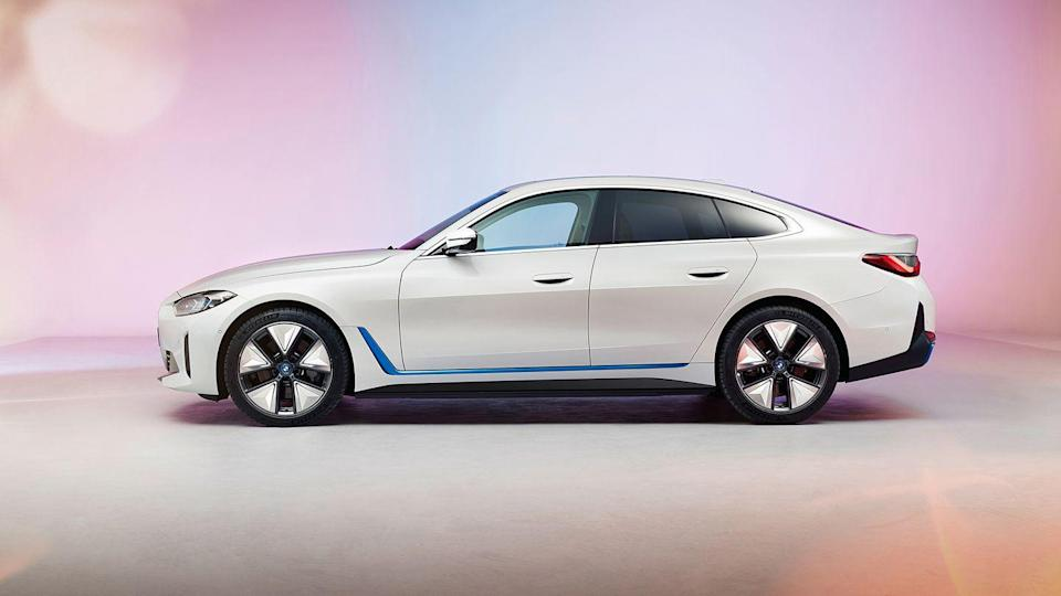 bmw i4 is coming to pick a fight with the tesla model 3