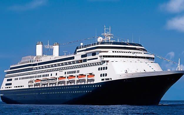 Holland America Line's Amsterdam ship will be renamed Bolette by its new owners