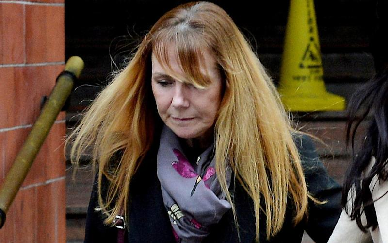 LouiseLawford at Birmingham Magistrates' Court - SWNS